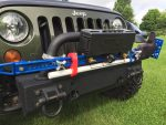 Jeep with Gear Box