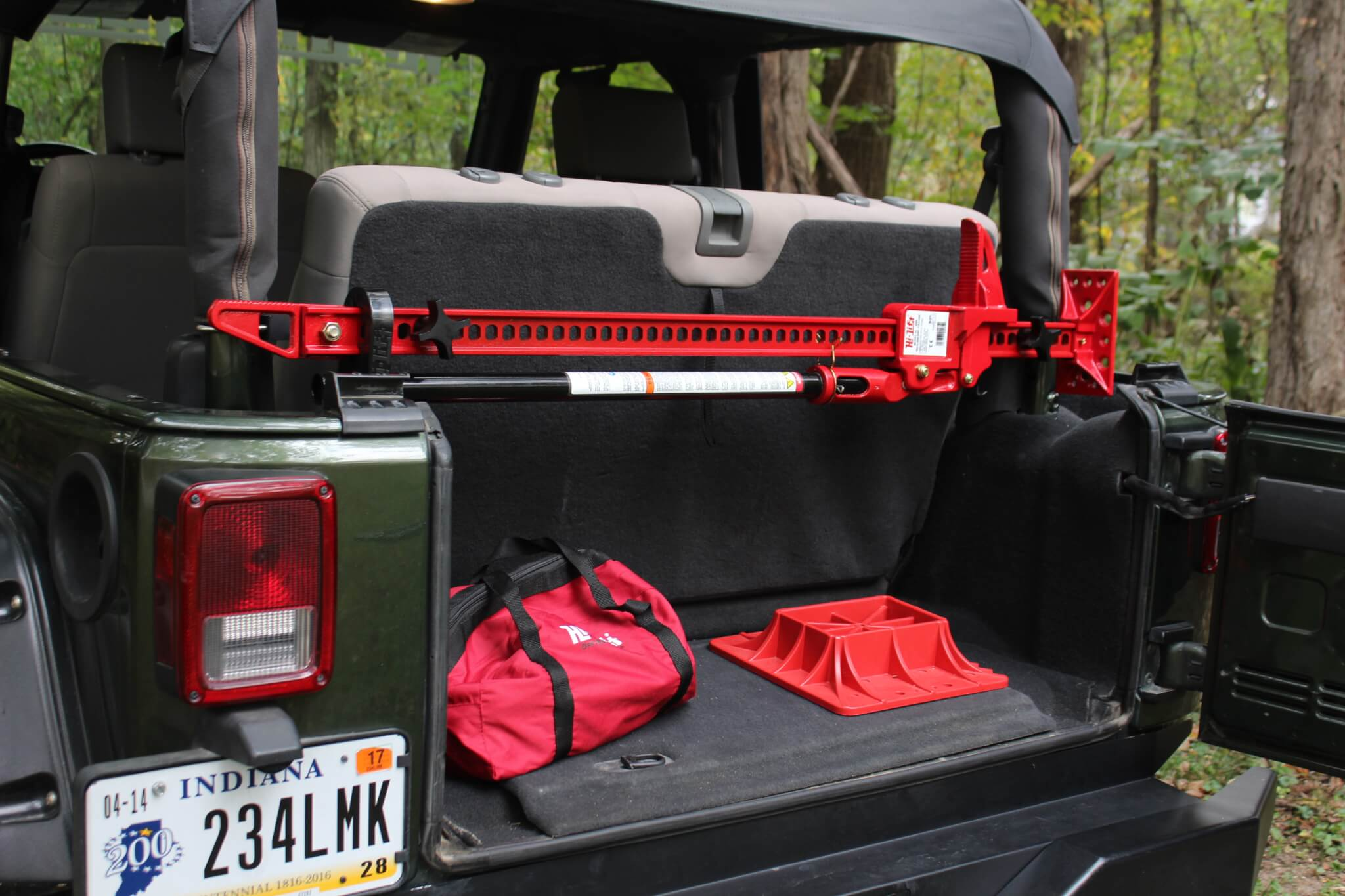 Roll Cage Mount